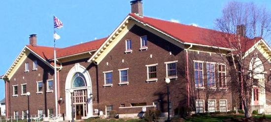 Marion Carnegie Library