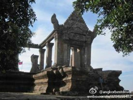 Angkor Best Driver: tour to preah vihear temple , car taxi driver to koh ker temple and beng mealea temple