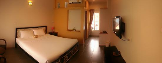 Baan Jaru: Standard Double room