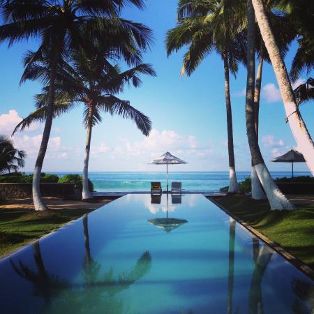 Apa Villa Thalpe: Apa Villa pool