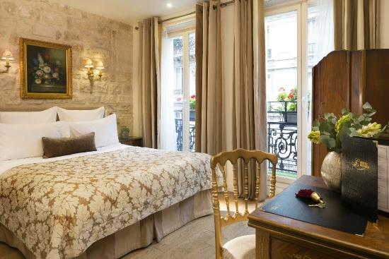 Hôtel Kleber Champs-Élysées Tour Eiffel Paris : Chambre Double - Deluxe avec jacuzzi free internet