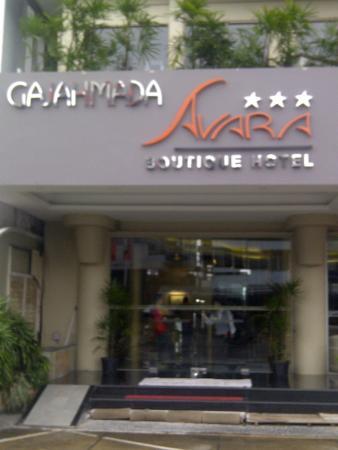 Front Hotel Picture Of Hotel Gajahmada Pontianak Tripadvisor