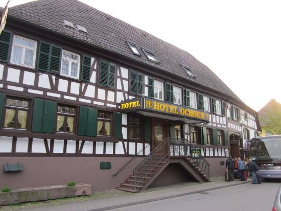 Hotel Ochsen : l'hotel