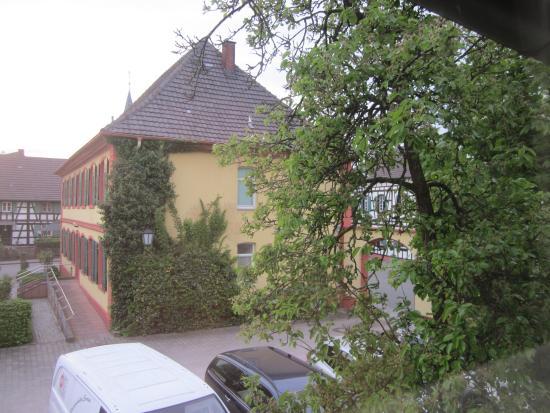 Hotel Ochsen : vista dalla camera