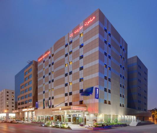 Hilton Garden Inn Riyadh Olaya: Exterior Image