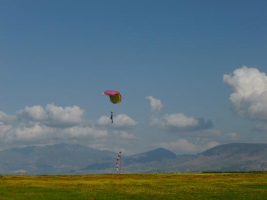 Beni Mellal, Μαρόκο: atterrissage