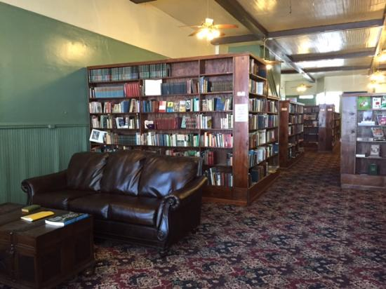 Richmond, IN: The wonderful inside of the bookstore!