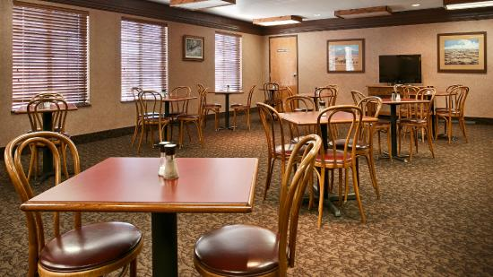 Best Western Moriarty Heritage Inn: Dining