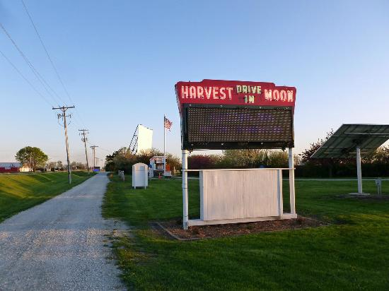 Harvest Moon Twin Drive-in Movie Theatre