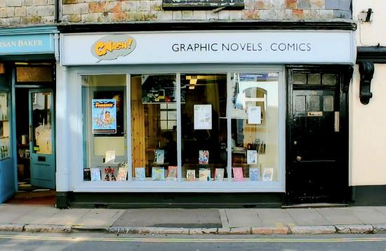 Gnash Comics & Graphic Novels