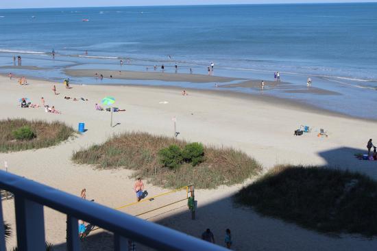 Blu Atlantic Oceanfront Hotel Suites View