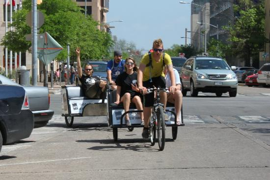 Metrocycle Pedicabs