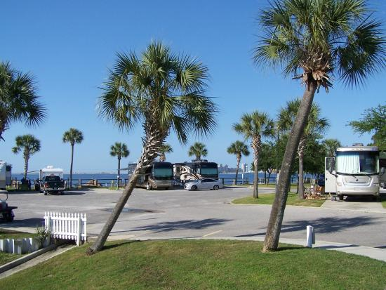 Magnolia Beach Campground Reviews