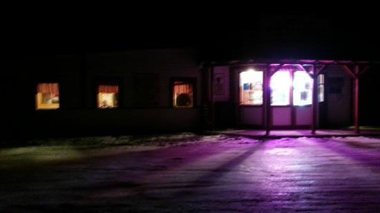 Twin Butte Country General Store: Beacon In The Night