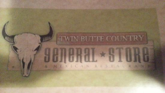 Twin Butte Country General Store: This Is The Place