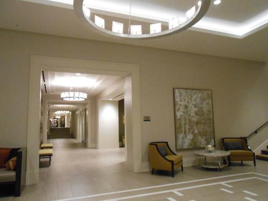 Hyatt Regency Atlanta Perimeter at Villa Christina: Main entryway