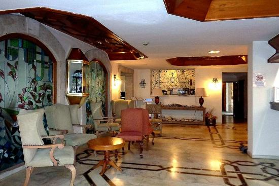 Hotel Aspen: Sehr schöner Empfang