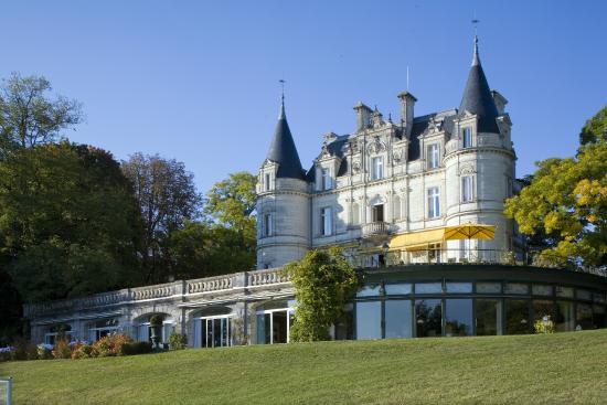 Domaine de la Tortiniere: Le Château