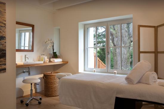 Domaine de la Tortiniere: Salle de massage