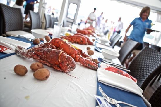 Pier 290 Restaurant: Private Lobster Boil
