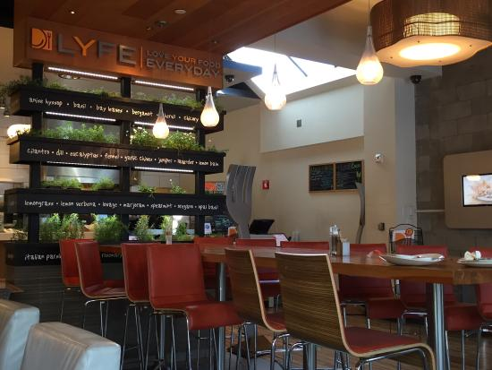 Lyfe Kitchen - Picture of LYFE Kitchen, Palo Alto, Palo Alto ...