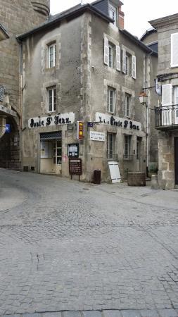 À la Porte Saint-Jean Hôtel Restaurant