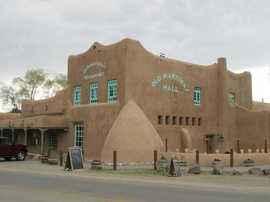 Old Martina's Hall, Ranchos de Taos
