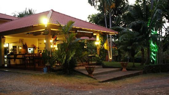 Bootshaus: il ristorante