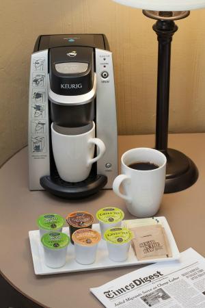 بلامب جاك سكوا فالي إن: Keurig Coffee Makers