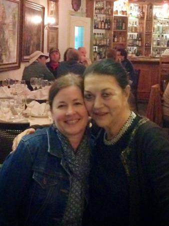 Katy's: Katy (right) is a sweetheart! Love her restaurant!