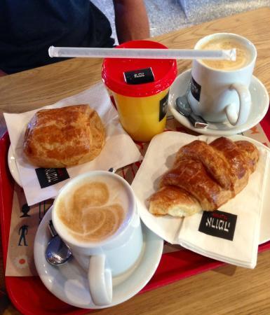 Aroma Cafe Israel Menu