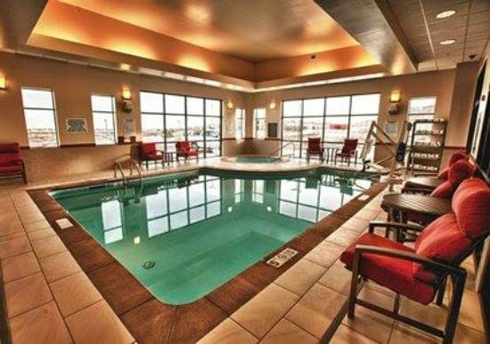Home indoor pool and hot tub  Indoor Pool and Hot Tub - Picture of Shelby RV Park & Resort, Shelby ...
