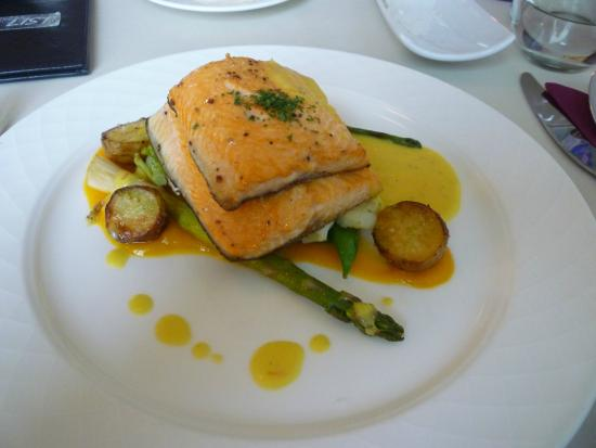 Highland Hotel : Nice food