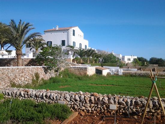 Sant Joan De Binissaida: Le bâtiment principal