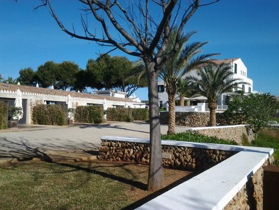 Sant Joan De Binissaida: Les chambres annexes