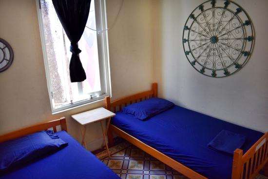 The Palace Hostel: Private Twin Room