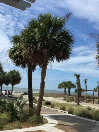 Southwind II: Coligny Plaza beach access