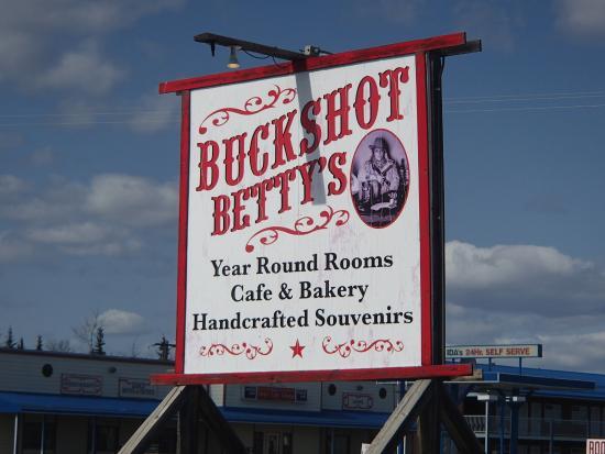 Buckshot Betty's