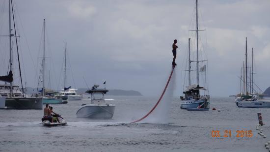 Honeymoon Beach : Never saw this before!
