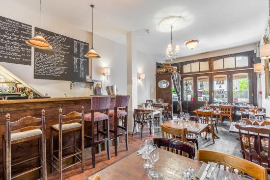 Photo of French Restaurant Mill Lane Bistro at 77 Mill Lane, London NW6 1NB, United Kingdom
