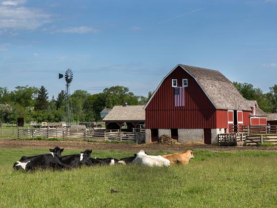 Glenview, IL: Historic Wagner Farm