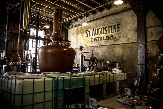 Saint Augustine Brewery Tour
