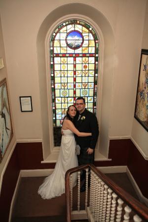 Victoria Park Hotel: Wedding Day
