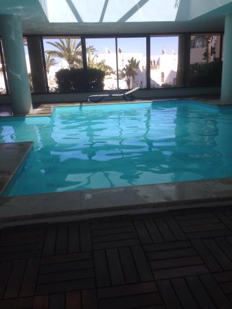 Hipotels Bahia Grande: Indoor pool
