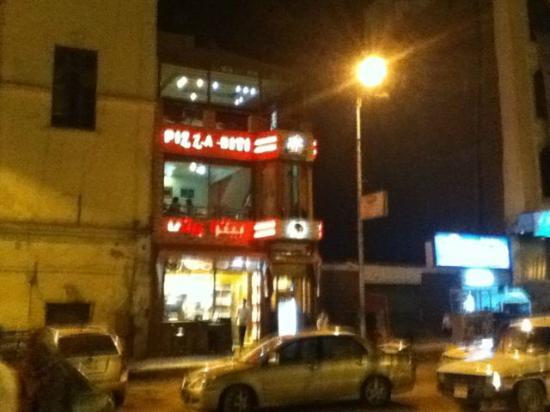 Biti Pizza: 外観