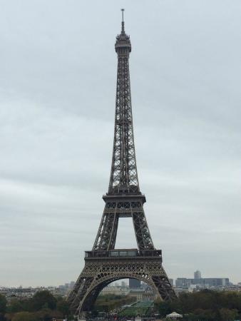 Novotel Paris Centre Tour Eiffel: Torre Eifel