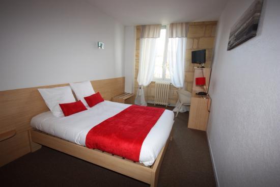 Hotel Des Voyageurs : Chambre numéro 22