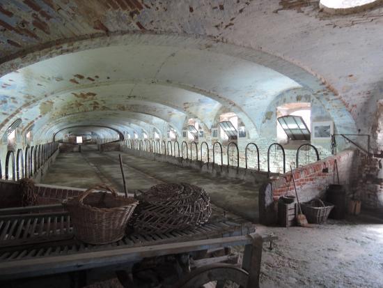 Mappano, Italien: le stalle