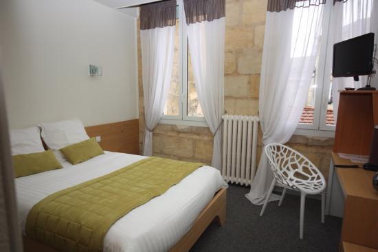 Hotel Des Voyageurs: Chambre double 16