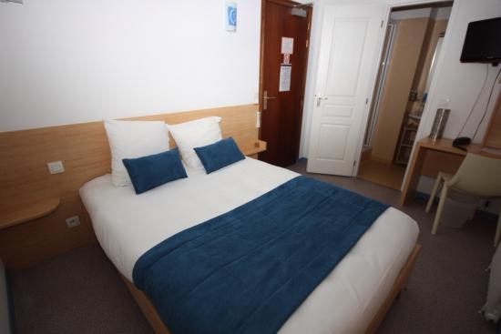 Hotel Des Voyageurs: Chambre numéro 31